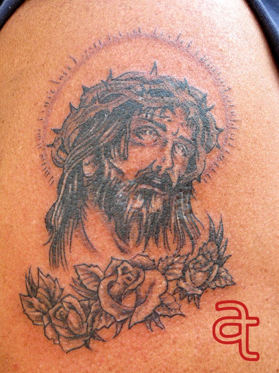 Tattoo by Dr.Ink, Atka Tattoo, Phnom Penh, Cambodia.