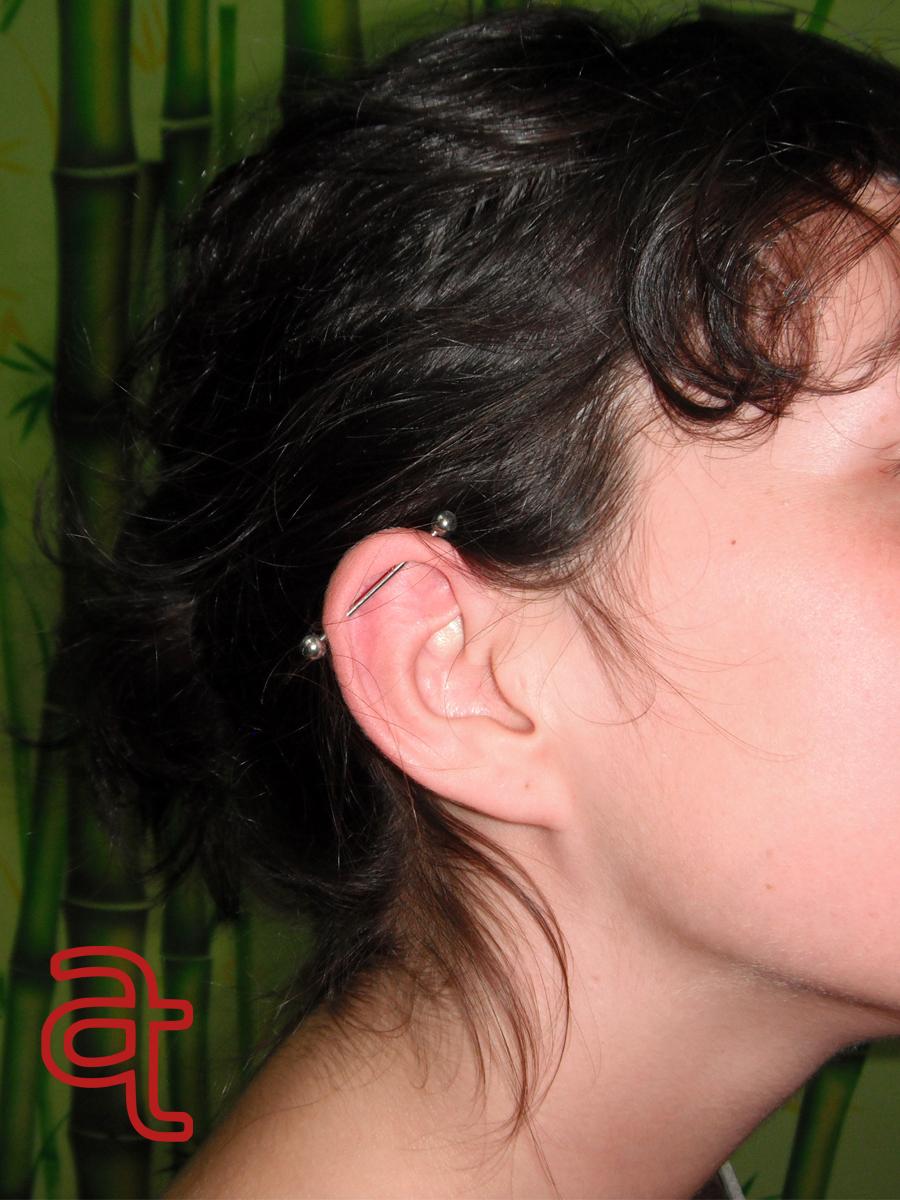 Pierced by Dr.Ink, Atka Tattoo, Phnom Penh, Cambodia.