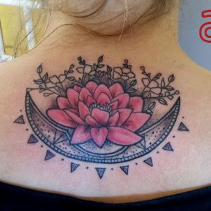 Tattoo by Dr.Ink, Atka Tattoo, Phnom Penh, Cambodia.