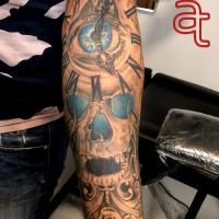 Tattoo by Dr.Ink - Atkatattoo - Leeds - United Kingdom