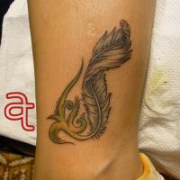 by Dr.Ink, Atka Tattoo, Phnom Penh, Cambodia.
